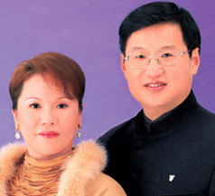 Mark Lei & Peggy Yeh