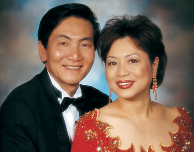 Leonard and esther kim
