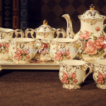 antique chinese tea sets